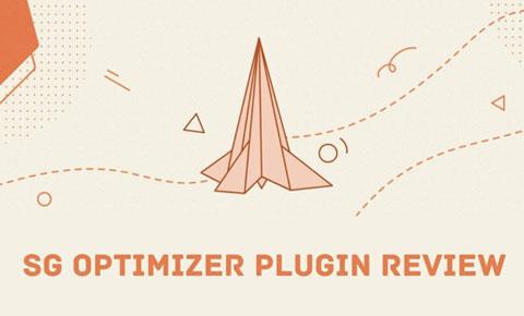 SG Optimizer 插件提高网站打开速度设置教程
