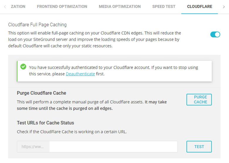 Cloudflare CDN加速